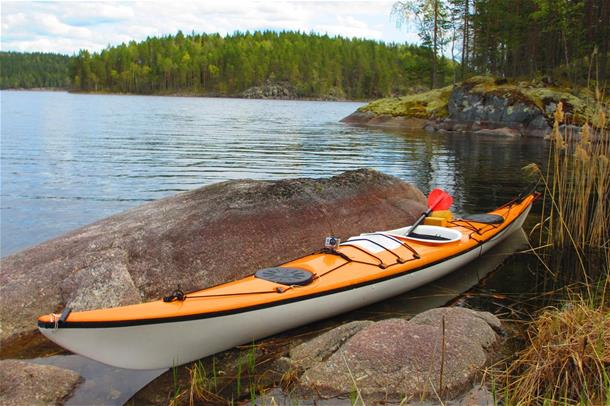 Single kayak